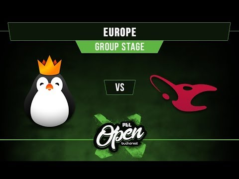 Kinguin vs mouz Game 3 - PGL Bucharest EU Qualifier Group A -@LyricalDota @EosinDota