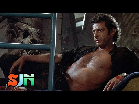 Jeff Goldblum to Return To The Jurassic Franchise!  (Jurassic World 2)