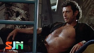 Jeff Goldblum to Return To The Jurassic Franchise!  (Jurassic World 2)