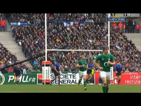 Classic Games, France v Ireland Stade de France 4th March 2012