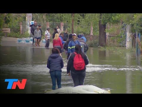 Inundaciones en La