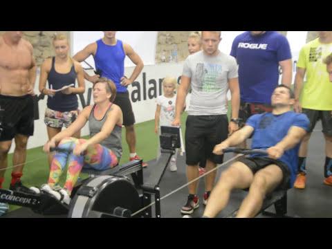 Życie na sportowo - BOX Trip powered by Reebok ZPump w CrossFit