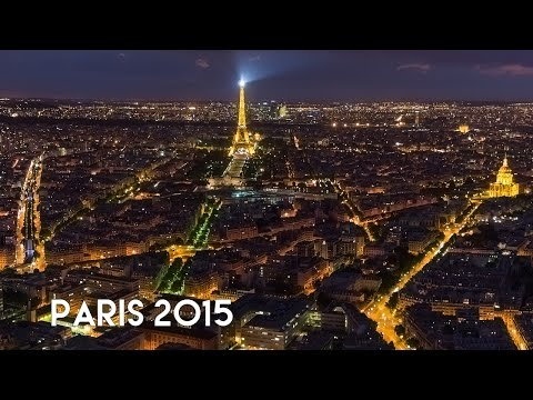 Paris holiday - 2015 [Xiaomi yi]