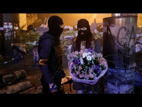 Photos of the Month - Valentines in Kiev