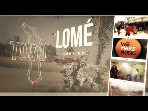 We Make Music #18 Arka'N (Togo) - 28 minutes - ARTE