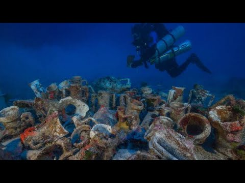 Divers Discovered A 2,000 Year Old Skeleton On This Shipwreck That Could Solve An Ancient Mystery