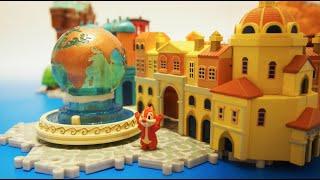 ºoº 東京 ディズニーシー ジオラマップ 精巧に作られた動くギミック付きのジオラマ♪ Tokyo DisneySEA Diorama thumbnail