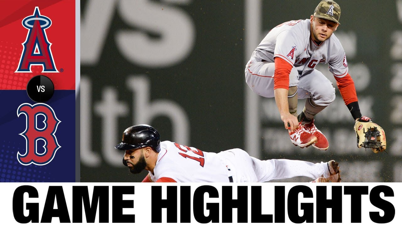 Download Angels vs. Red Sox Game Highlights (5/14/21) | MLB Highlights