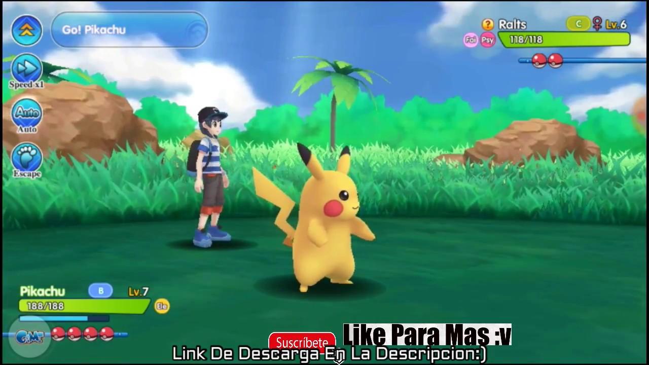 pokemon sol y luna para emulador 3ds android