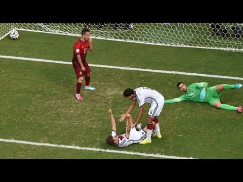 Germany Beats Portugal 4-0 - FIFA World Cup 2014