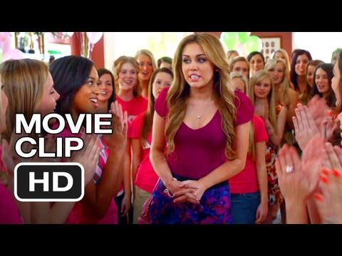 So Undercover Movie CLIP - Welcome (2012) - Miley Cyrus Movie HD