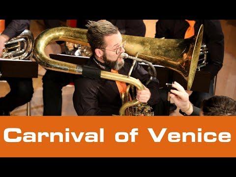 Carnival of Venice (Python Tuba Solo) | arr. Lewis J Buckley