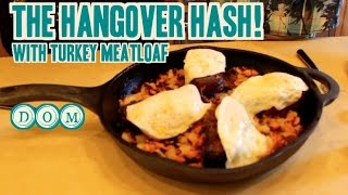 The Hangover Hash Turkey Meatloaf Recipe!