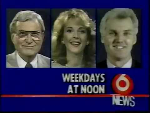 1988 - WRTV Indianapolis News Bumper & Start of Sally Jessy Raphael