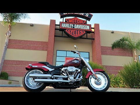 2018 Harley-Davidson Fatboy (FLFBS) │ First Ride and Detailed Review