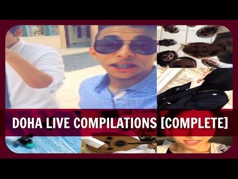 Doha Live Compilations دوحـة لايــف [ Complete - كامل ]