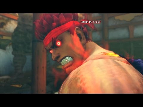 Super Street Fighter 4 IV AE PC Ken Playthrough + Secret Evil Ryu Boss fight 2/2