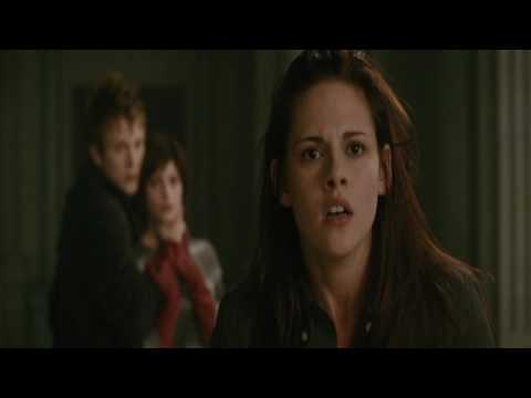 Bella saved Edward from the Volturi