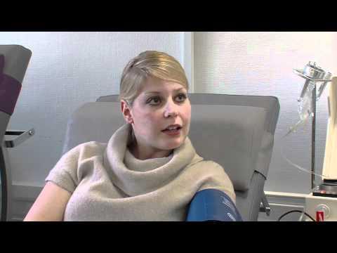 Interview mit Marthe Reimann - Studentin und Plasma-Spenderin