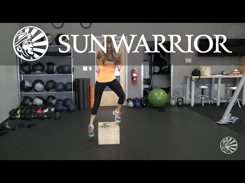 Box Jump Exercise Variations | Marzia Prince