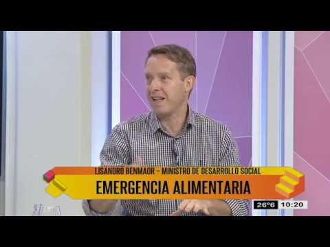 TDM - Programa de Emergencia Alimentaria - Dr. Benmaor - Ministerio de Desarrllo Social - 071119