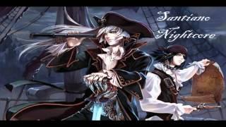 Nightcore - Joho und ne Buddel voll Rum (Santiano)