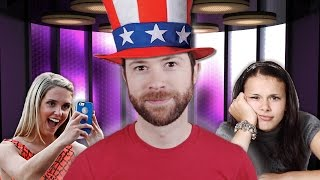 Bored Americans Using Teleporters! (3 Shorts) | Idea Channel | PBS Digital Studios