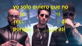 Sebastián Yatra - Alguien Robó ft. Wisin, Nacho (letra)