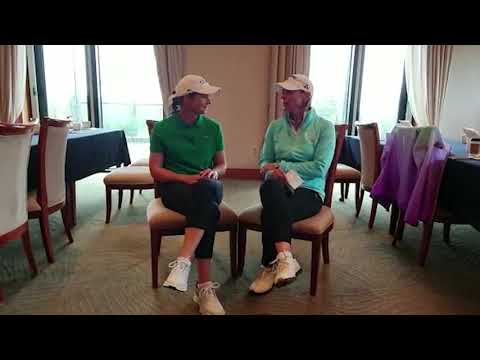 Two Golf Legends Talk About Balance and The Gifts of the Game