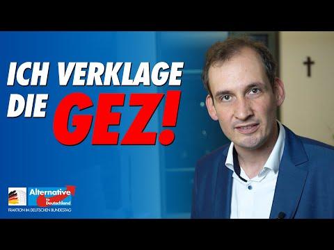Ich verklage die GEZ! | Norbert Kleinwächter - AfD