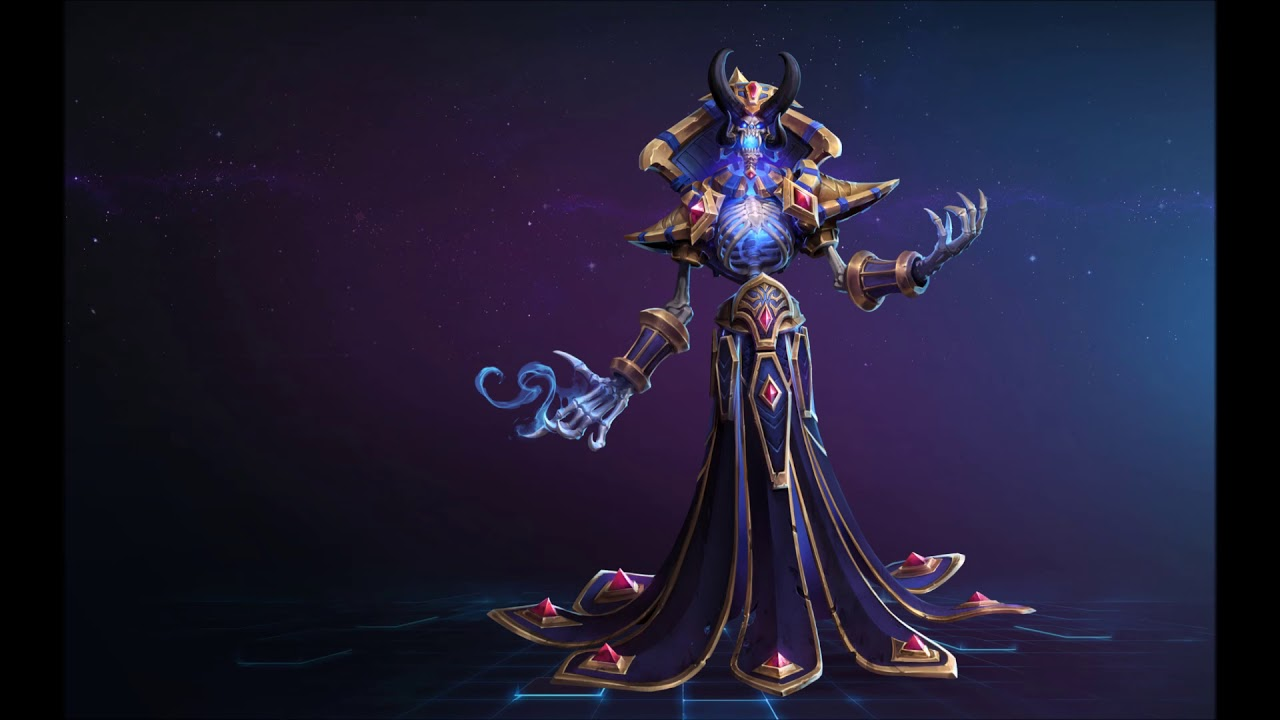 Image result for kel thuzad hots