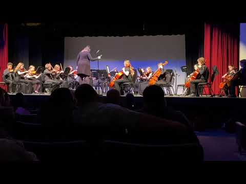 East & West Minico Middle School Orchestra Performance