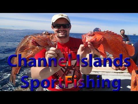 Catching Rockfish aboard the Gentlemen: Channel Island Sportfishing