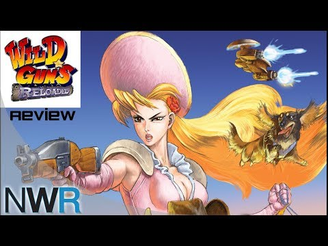 Wild Guns Reloaded (Switch) Review