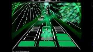 Audiosurf: Fler feat G-Hot und Nicone - Um uns rum (Instrumental)
