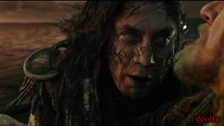 Pirates of the Caribbean Burn it to the groud
