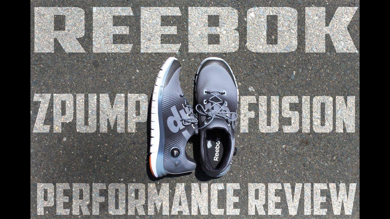 Tío o señor Énfasis portugués  Reebok ZPump Fusion - Performance Review - WearTesters