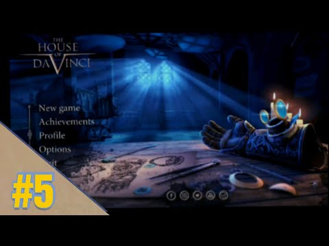 the house of da Vinci gameplay / #5 |