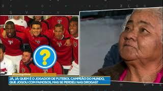 Geraldo Luis fala com a família de jogador do São Paulo