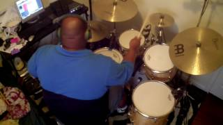 Download William McDowell - It Is So (Drum Cover) Mp3 and Videos