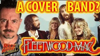 Lindsey Buckingham Says Fleetwood Mac Is a Cover Band