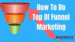 Top Of Funnel Marketing: What Kind Of Content and Analytics Should You Use To Grow Awareness
