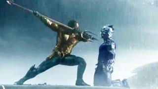 Aqua man 2 VS king orm scene