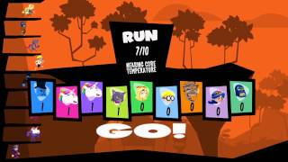 Runbow Online Gameplay