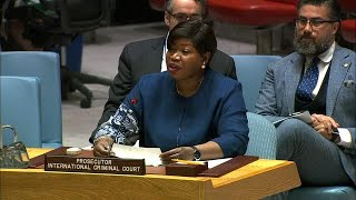 """It's imperative that violence against civilians is investigated in Sudan"" - ICC Prosecutor"
