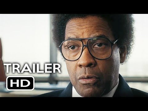 Roman J Israel, Esq.  Official Trailer #1 (2017) Denzel Washington, Colin Farrell Drama Movie HD