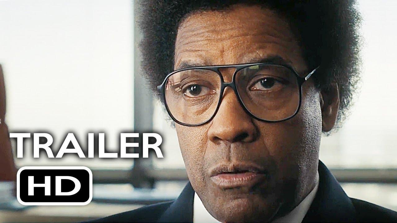 Roman J Israel Esq Official Trailer 1 2017 Denzel Washington