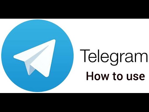 Telegram messenger how to use