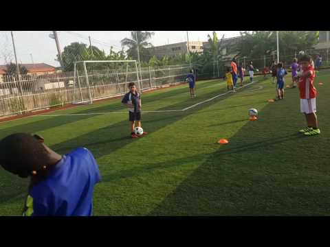 Astros football academy training Ghana 56