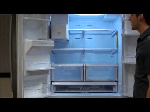 Daewoo French Door Refrigerator Youtube
